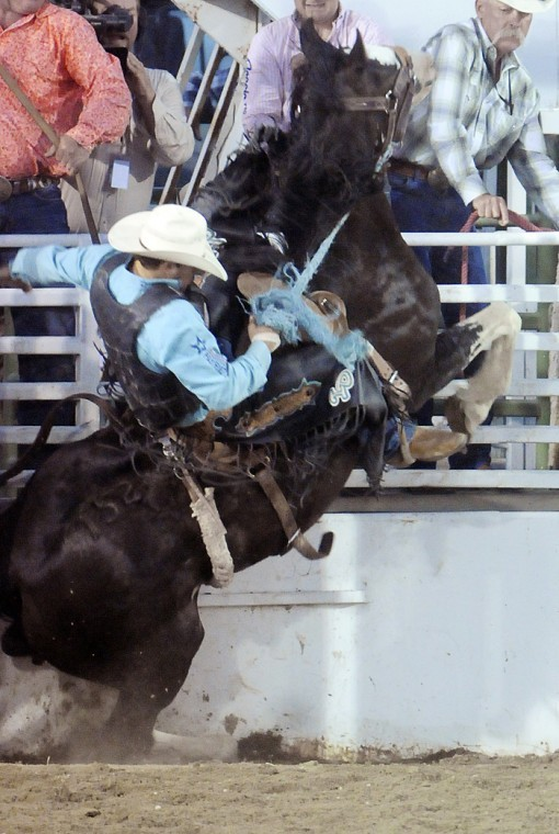 Caldwell Night Rodeo August 19 Idahopress Com