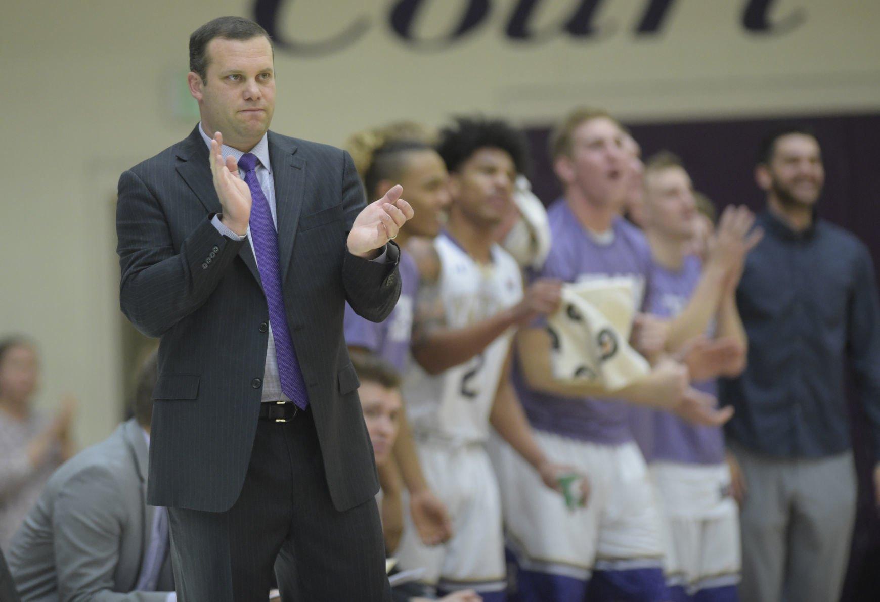 College of Idaho men's basketball coach Scott Garson steps down to take assistant coaching job at Santa Clara | Idaho Press