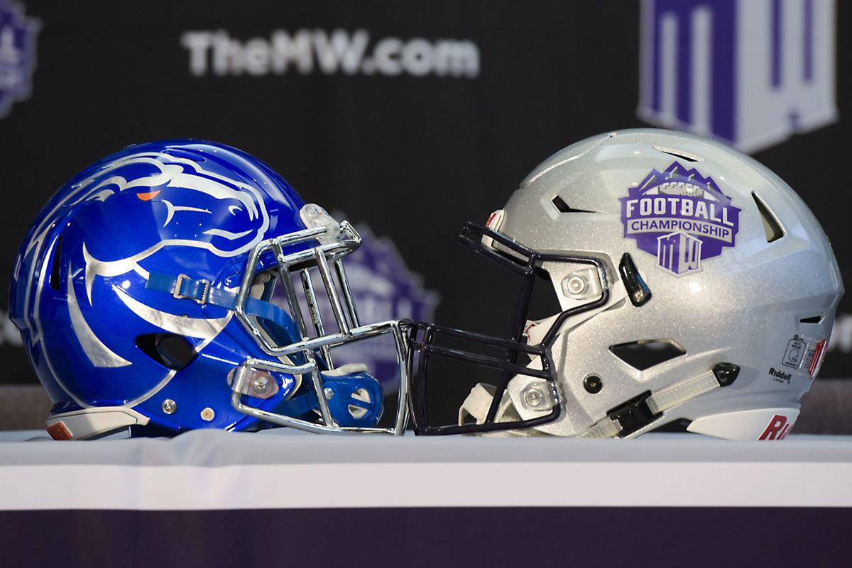 Mountain West Championship Press Conference