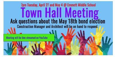 Bond Town Hall Meetings