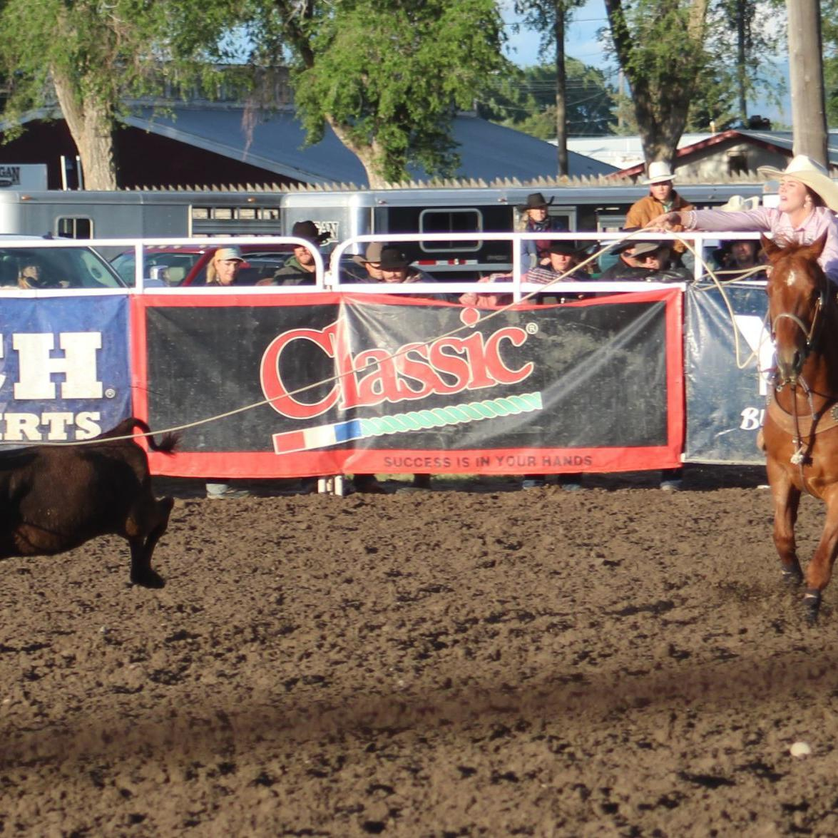 Treasure Valley cowgirls go 1-2 at state rodeo