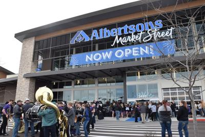 Albertsons Market Street