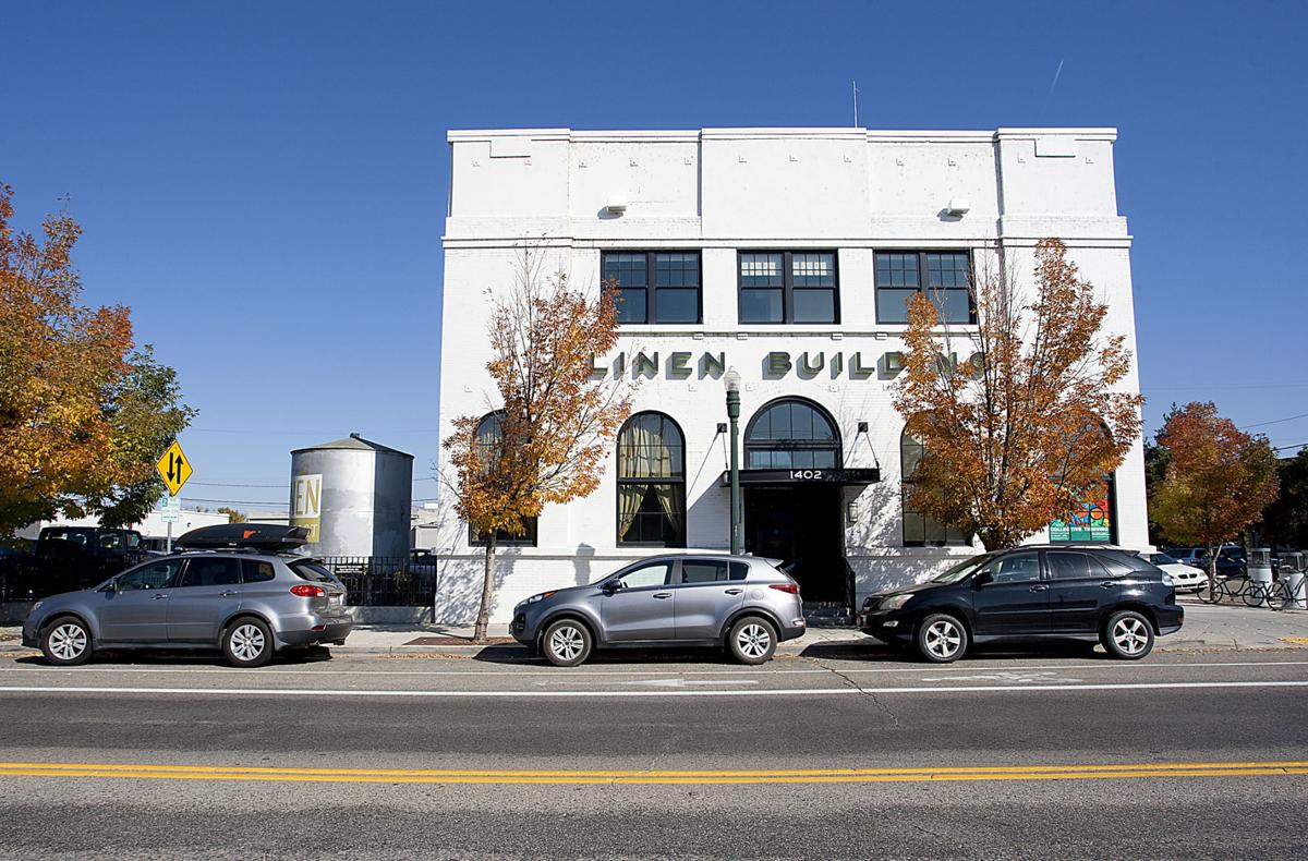 Aesthetic, mobility upgrades coming to Boise's Linen District