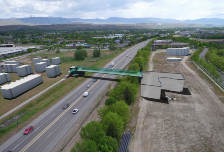 State Street overpass