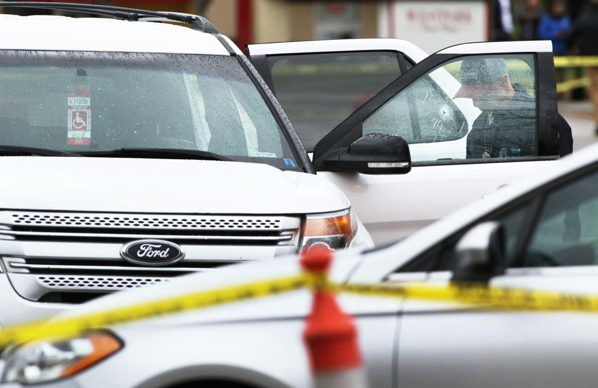 Mall shooter, who died Tuesday, had multiple weapons, ammunition