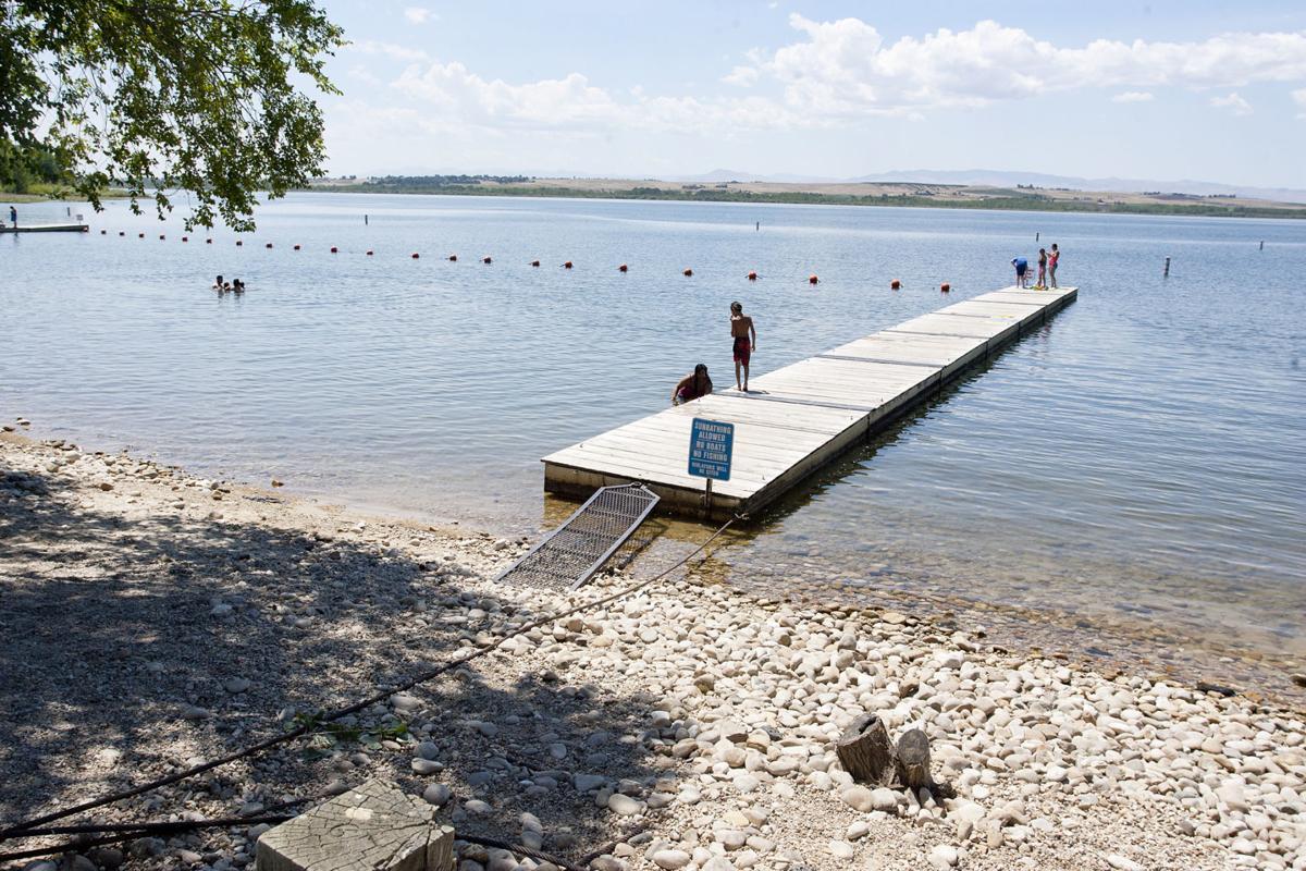 So far Lake Lowell facing trash, not toxins | Local News