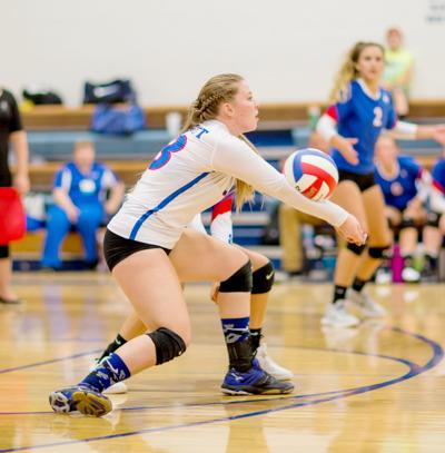 Turnout boosts EHS volleyball excitement