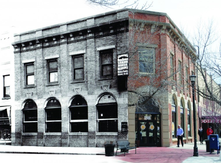 Nampa Bank Building Is History On Display In Use Local