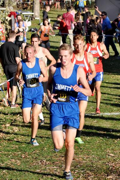 LaVergne lone Huskie headed to State cross country