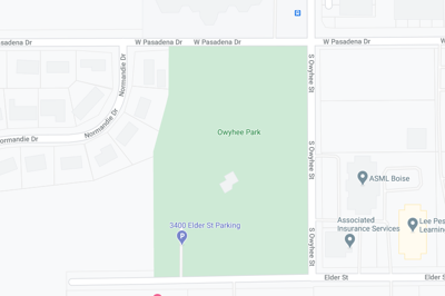 Owyhee Park Boise