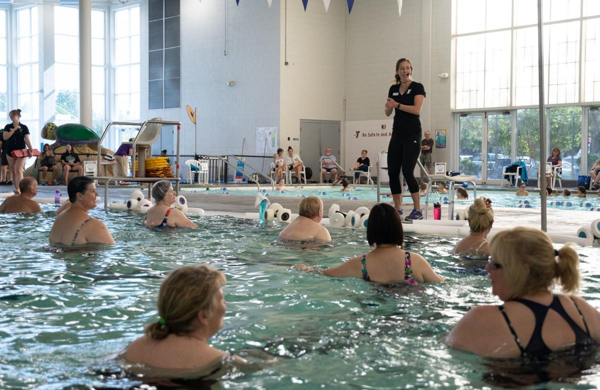Pools Coming To South Meridian Ymca Planning