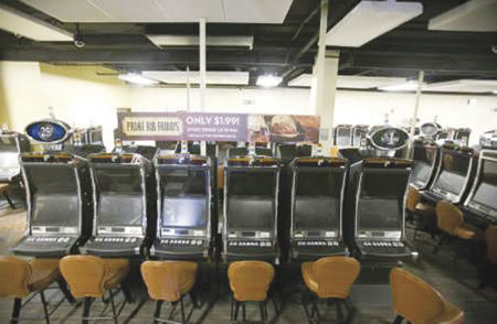 Horse racing machines