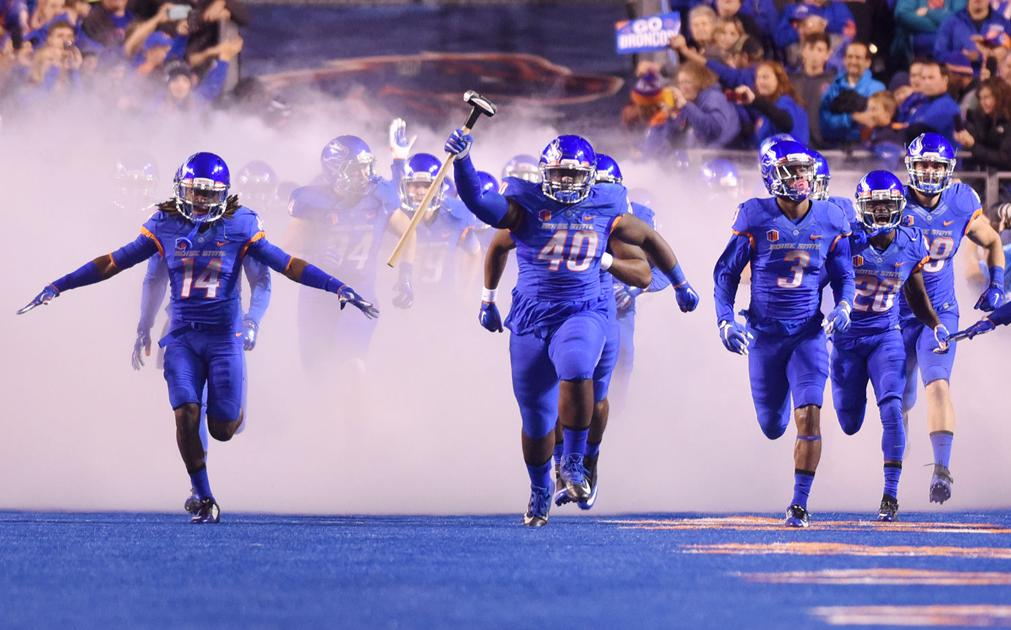 Boise State, Marshall To Play Home-and-home Football