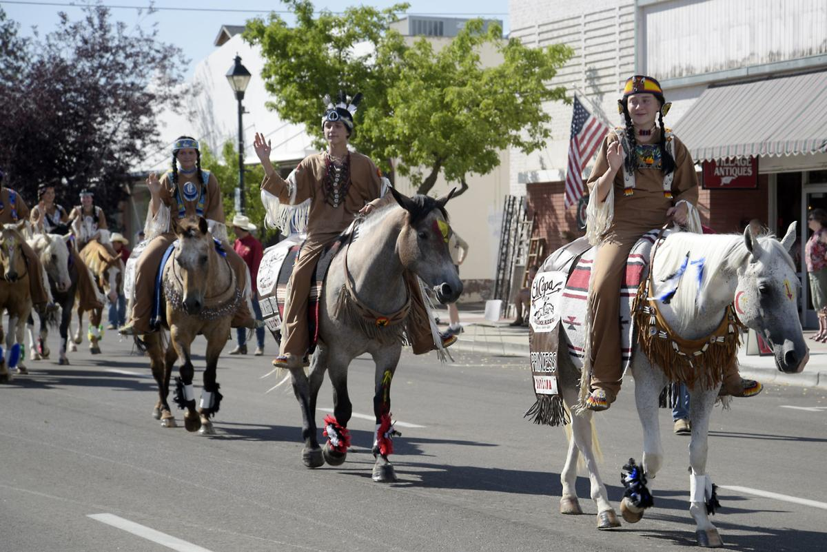 Snake River Stampede Trots Through Nampa Ahead Of Rodeo