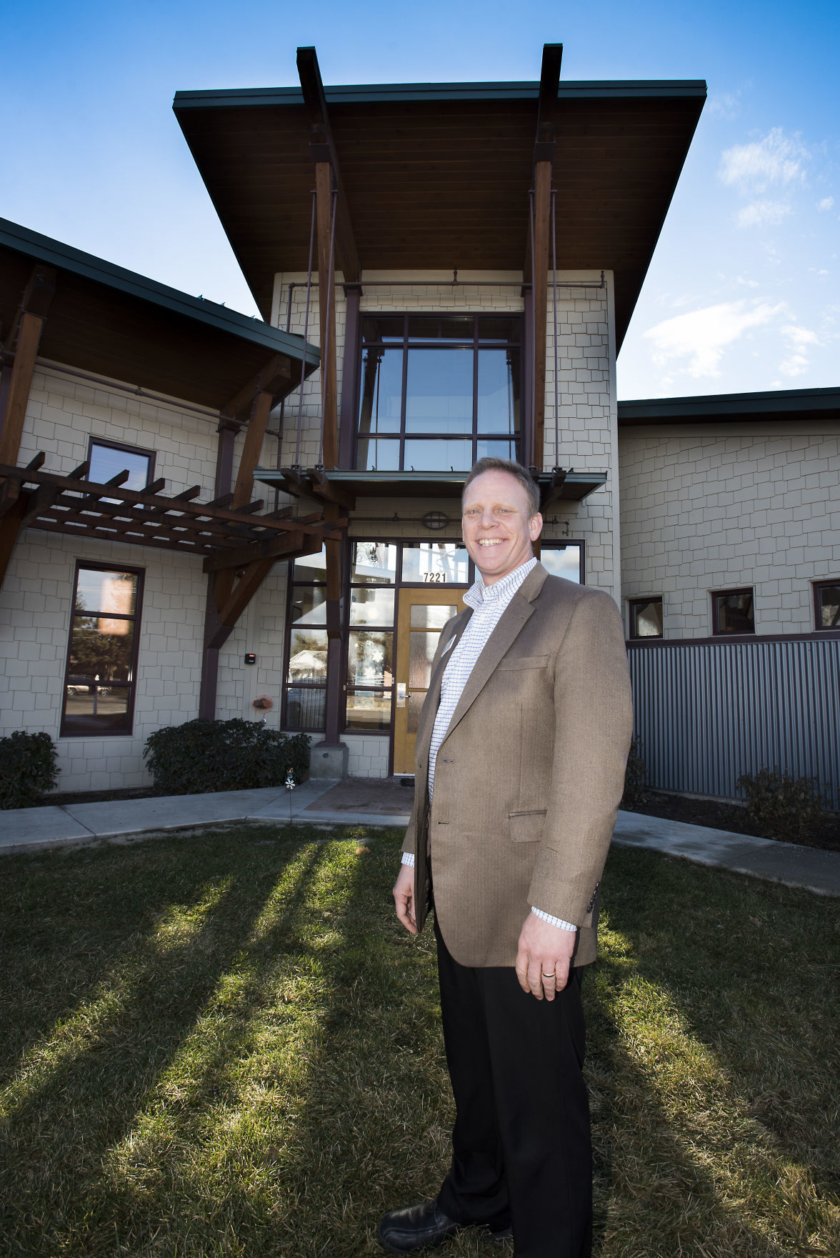 Outstanding The Idaho Youth Ranch Welcomes Scott Curtis As The New Ceo Download Free Architecture Designs Grimeyleaguecom