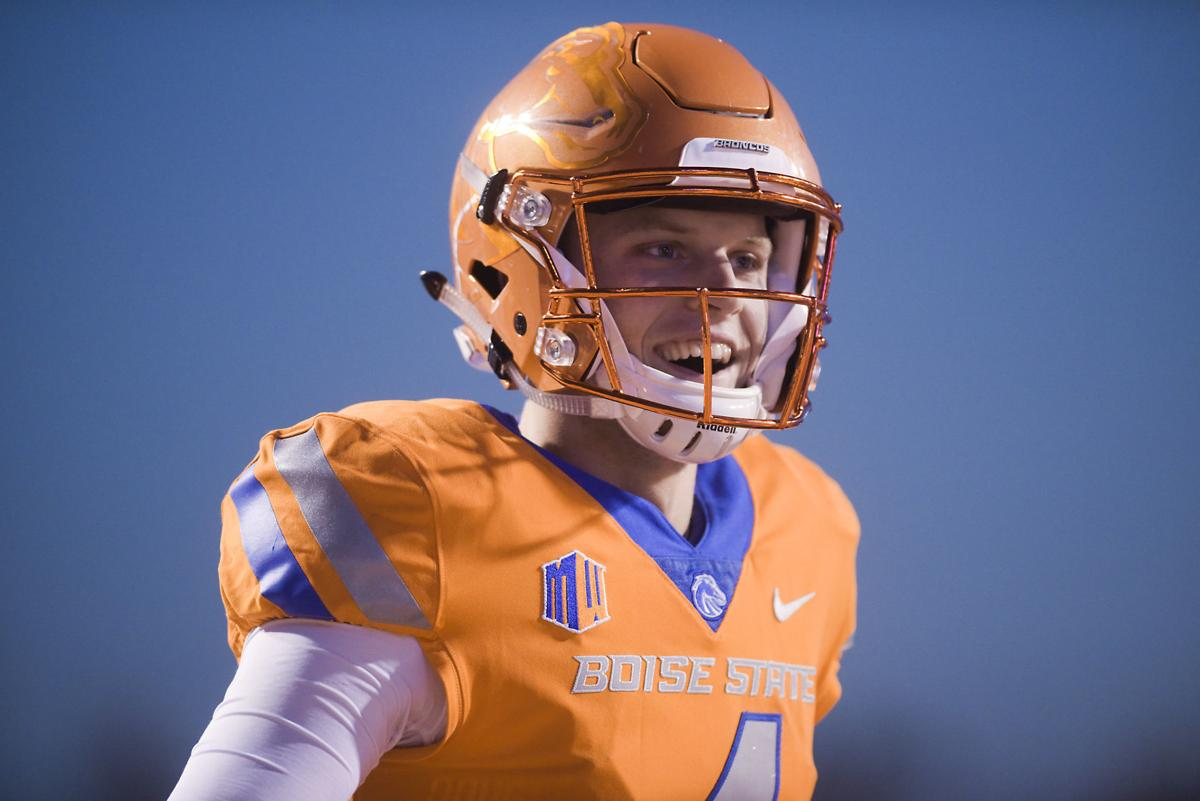 timeless design dd669 8e9a0 Brett Rypien ready to take center stage at NFL Scouting ...