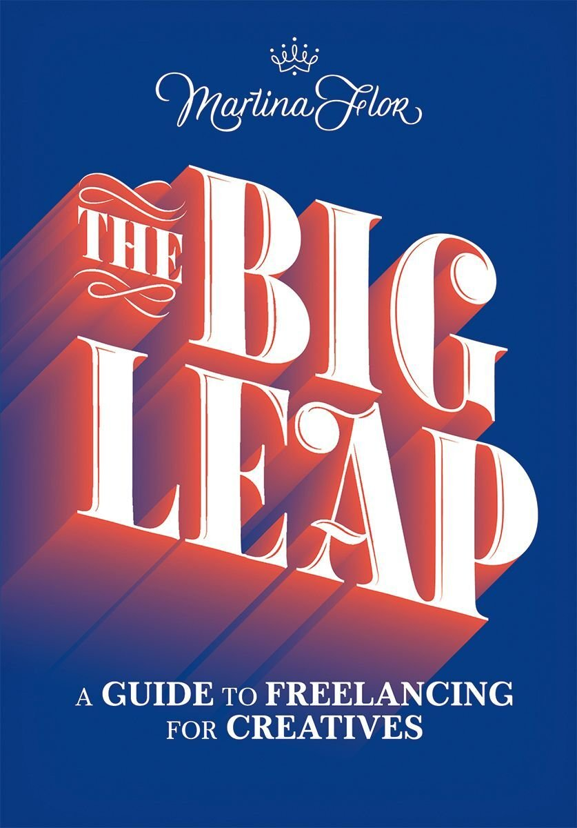 'The Big Leap' cover