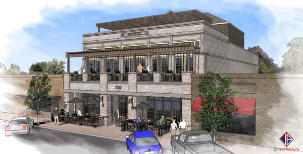 Nampa S Greystone Hotel Site May See Fresh Start