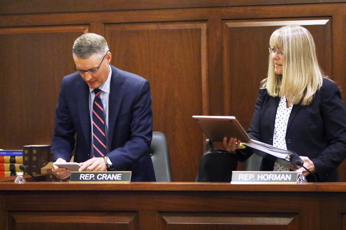 Giddings Ethics hearing, day 2