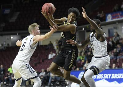 Idaho vs Montana State Basketball