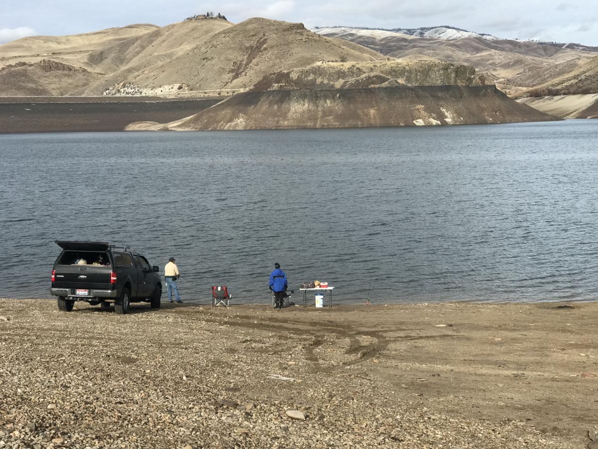drive in fishing