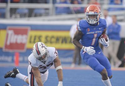 Boise State vs Virginia Football