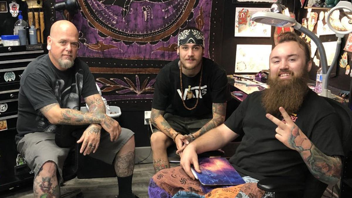 The Secret Is Out Illuminati Tattoo Opens In Kuna Local News Idahopress Com