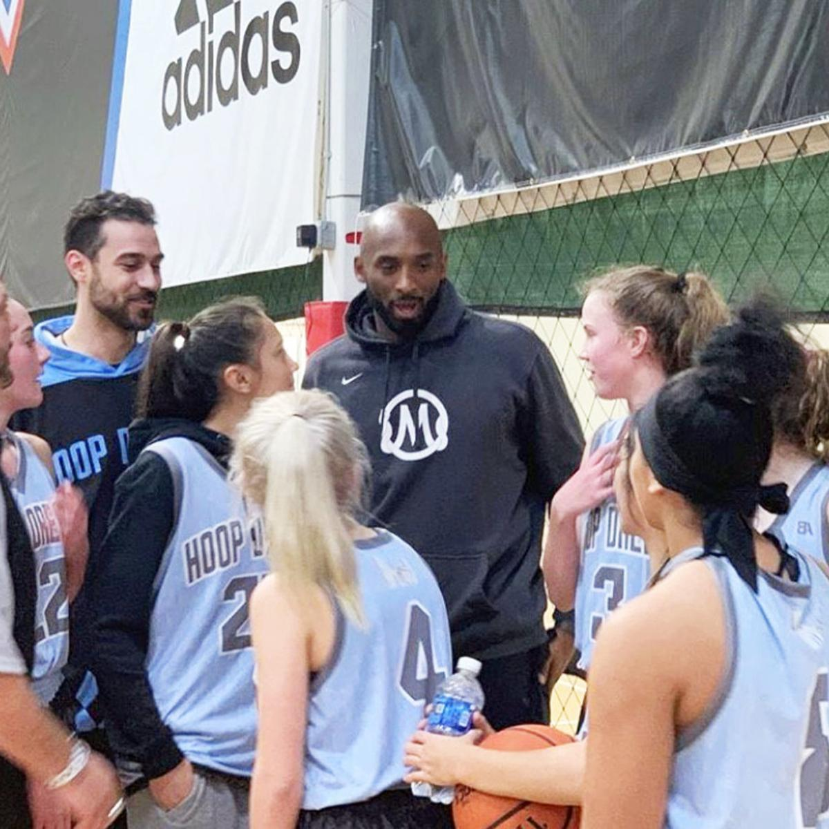 Boise club team embraces message delivered by Kobe Bryant