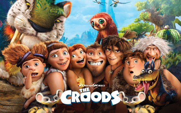 crood caveman family makes for a fun trip out arts