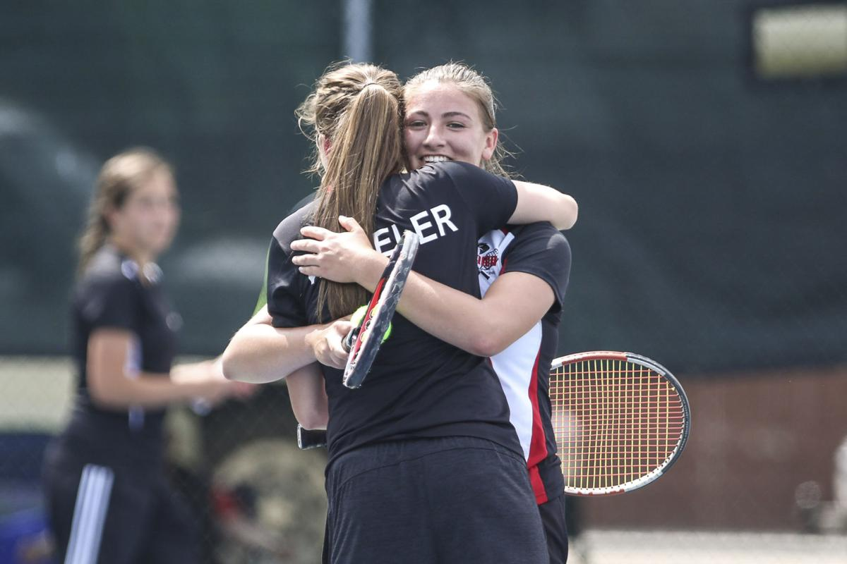 3A State Tennis Championships