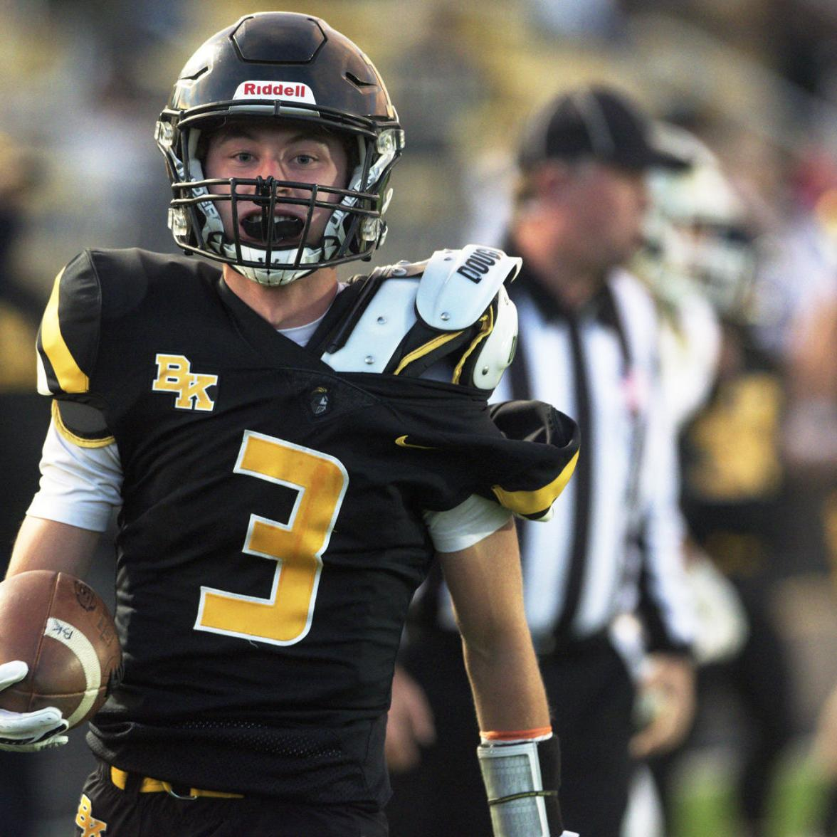 PREP FOOTBALL PREVIEWS: Another large senior class helps Bishop Kelly reload for another run