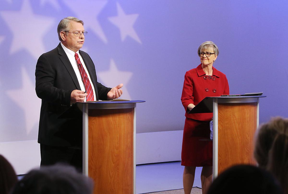 Idaho Secretary of State candidates debate