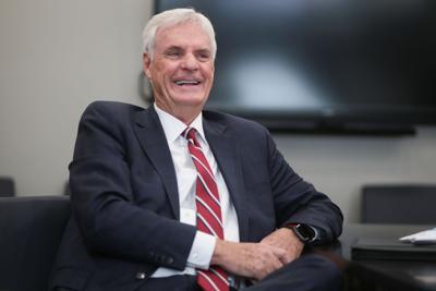 Senate President Pro Tempore Brent Hill