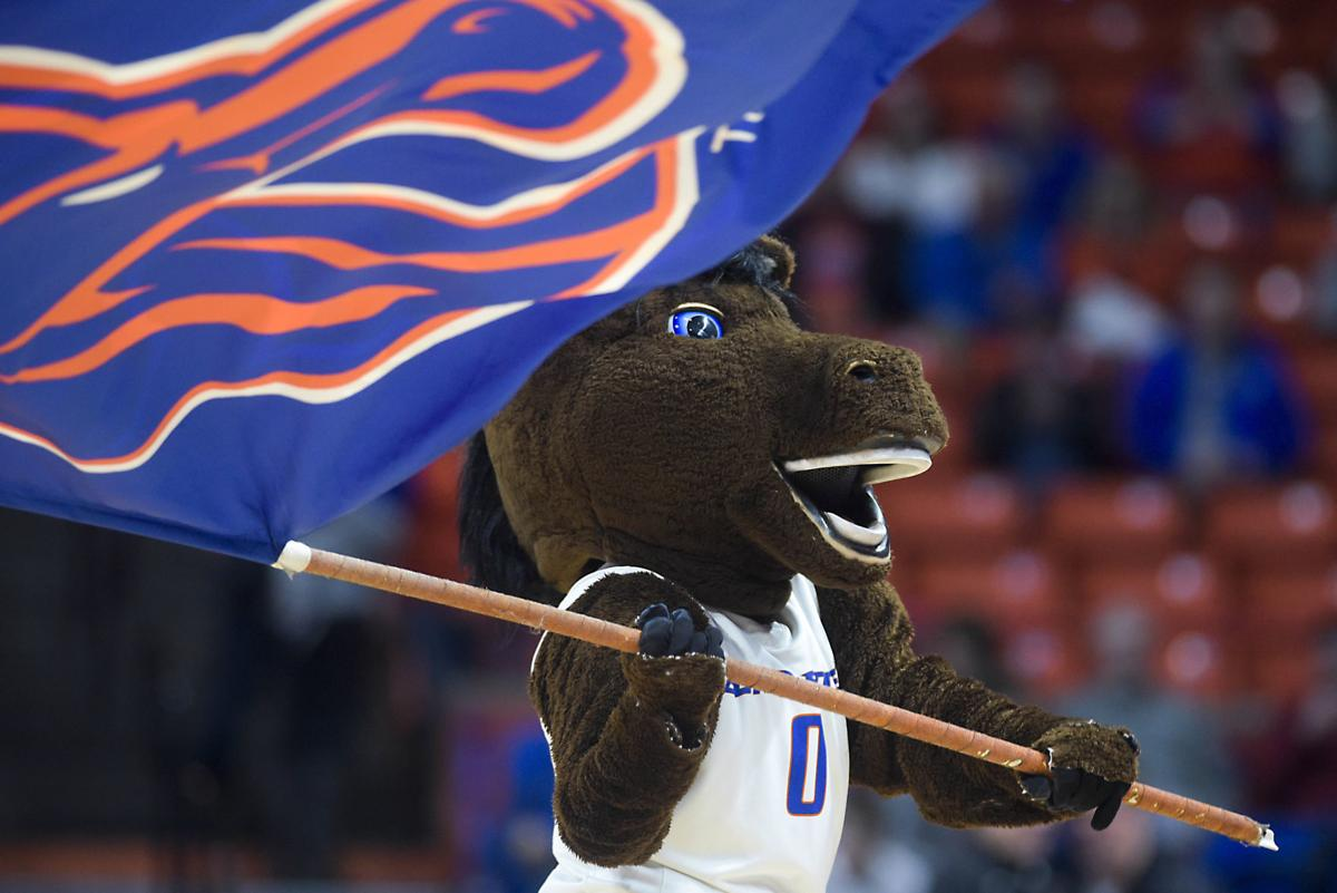 Boise State vs Idaho State Basketball