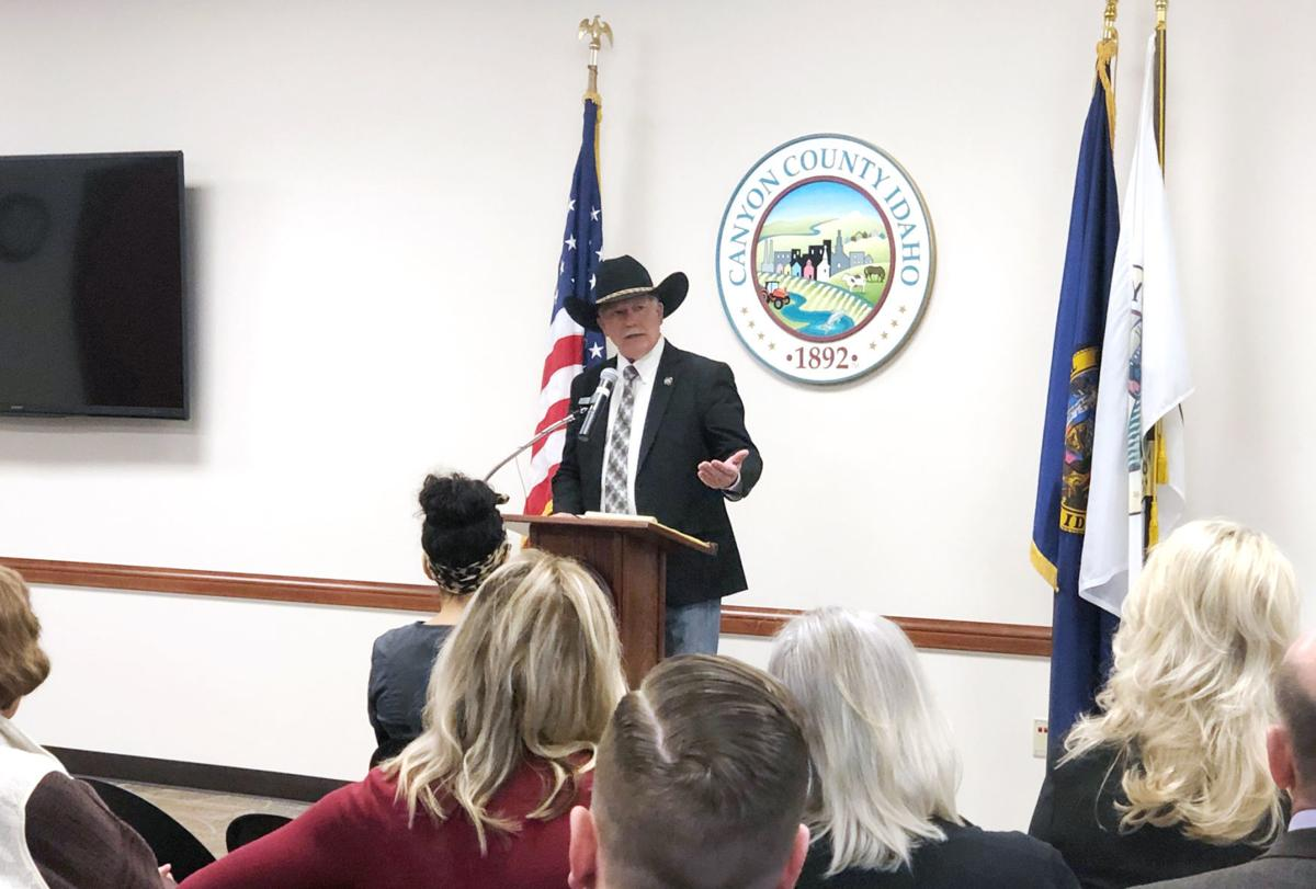 Sheriff Donahue announces intent to seek reelection in November