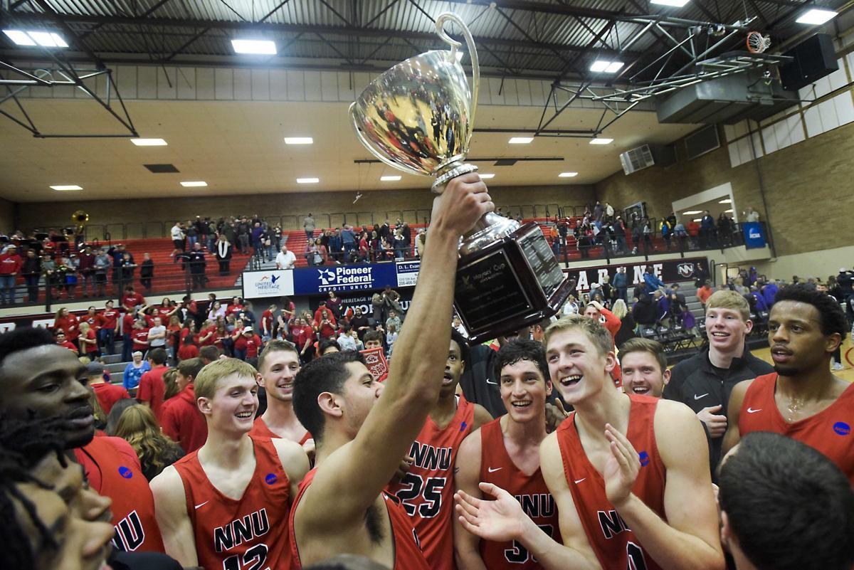 Northwest Nazarene vs College of Idaho Basketball