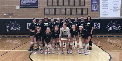 KHS varsity volleyball team