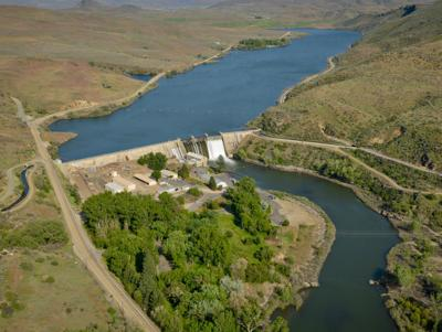 New Hydroelectric Project on hold at Black Canyon Diversion Dam