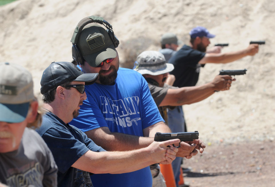 Concealed carry class