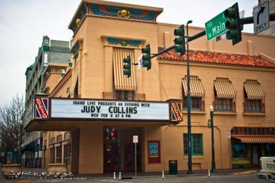 Egyptian Theatre Boise