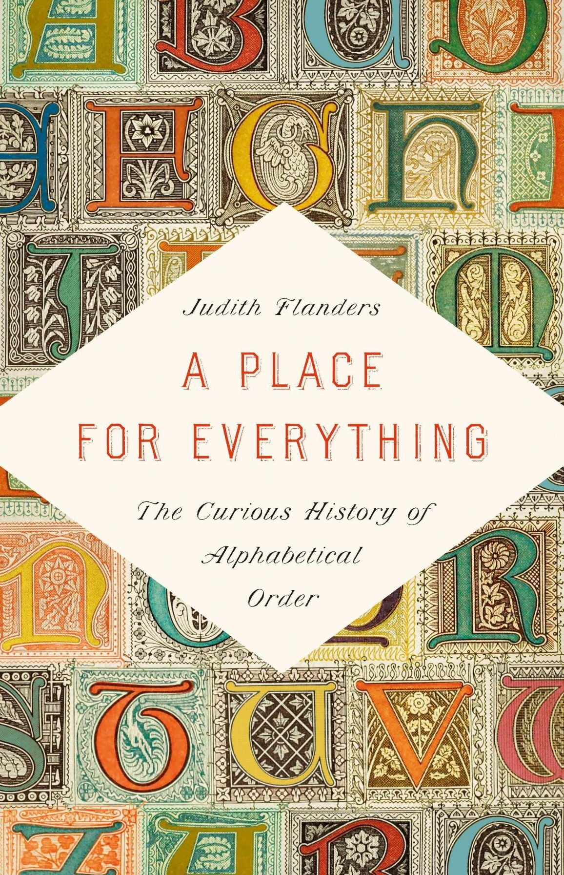'A Place for Everything' cover