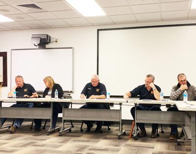 Kuna Rural Fire District Board of Commissioners