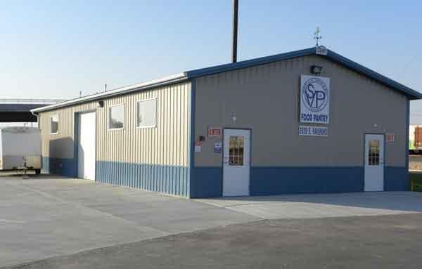 St. Vincent de Paul Food Pantry opens new location ...