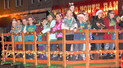 Christmas Magic comes to Downtown Emmett 2