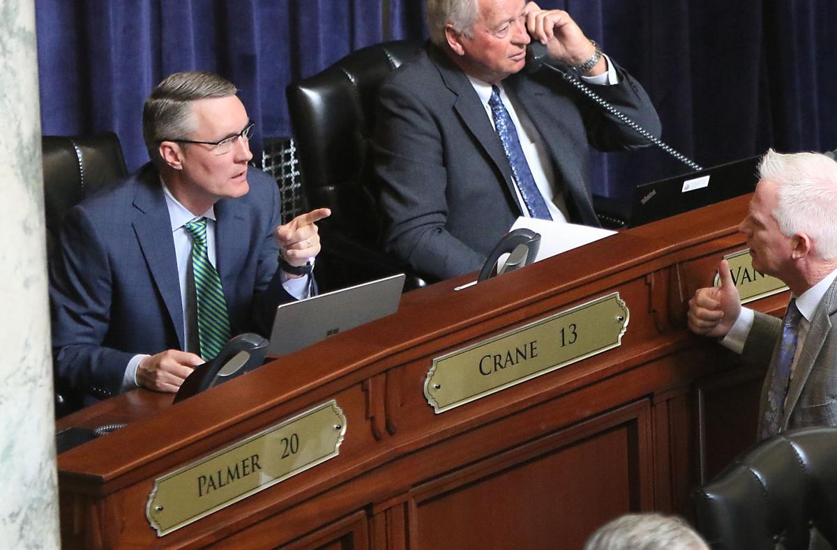 Idaho State Legislature (Rep. Brent Crane) (Rep. Jason Monks)