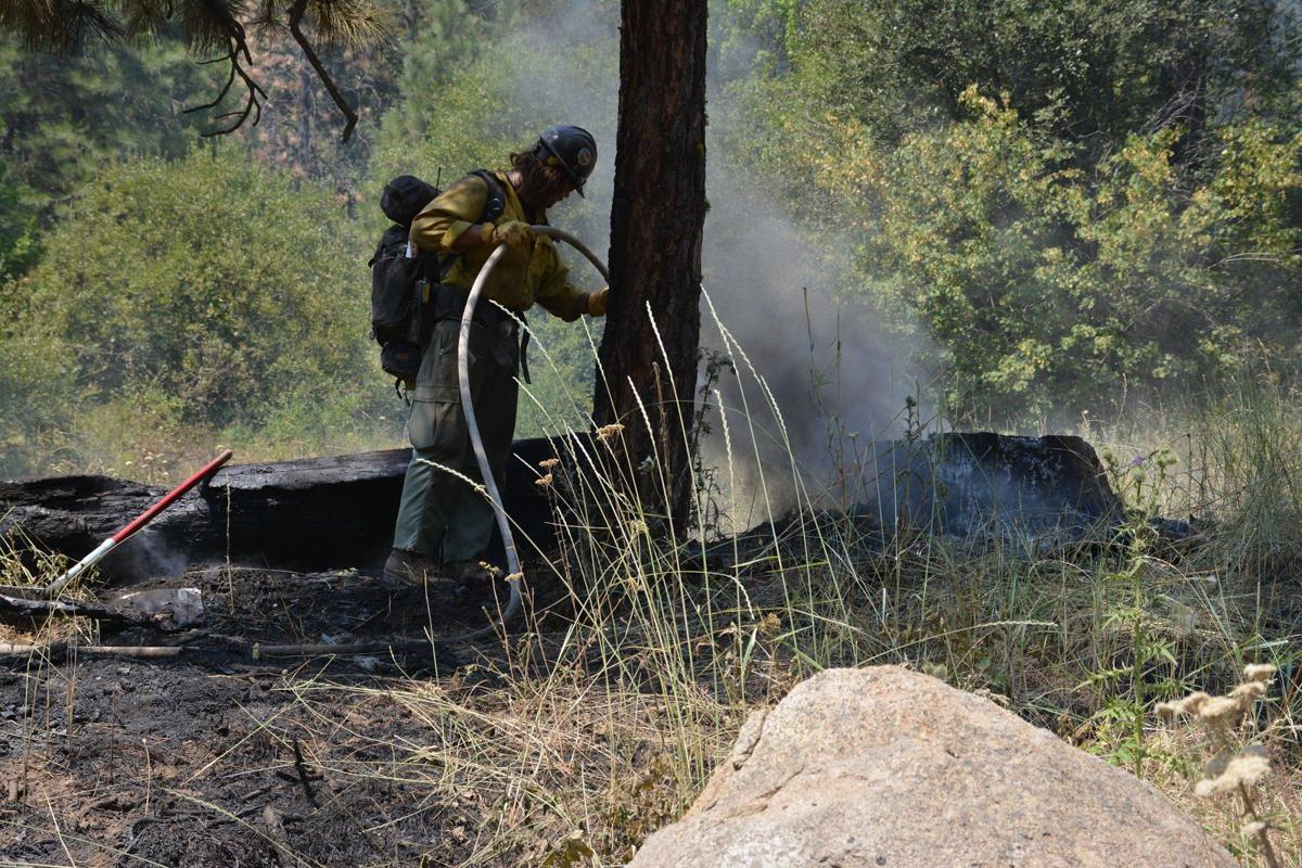 Idaho gets hit with multiple fires, smoke and heat advisory