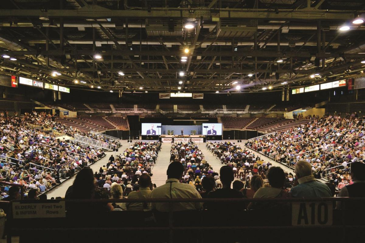 thousands expected  attend annual jehovahs witnesses convention  nampa complete news