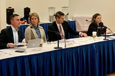 Education task force meets 11-4-19
