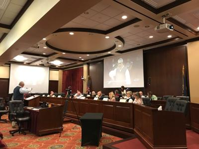 Scott Yenor lectures to indoctrination task force 5-27-21