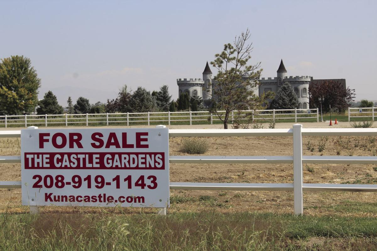 Kuna's iconic 'Castle House' is for sale | Local News